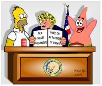 Cartoon Cabinet