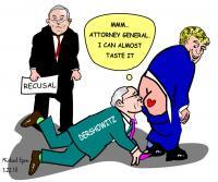 Dershowitz Kisses Ass