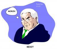 Tillerson Rexit