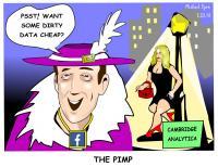Zuckerberg Pimp